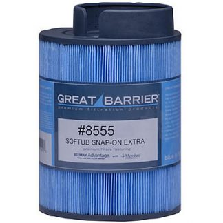 Great Barrier Microban Filter 8555 For July, 2009 Softub Or Older