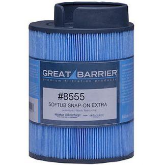 Great Barrier Microban Filter 8555 For July, 2009 Softub Or Older