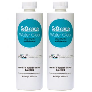 Softcare Water Clear 2 Pack