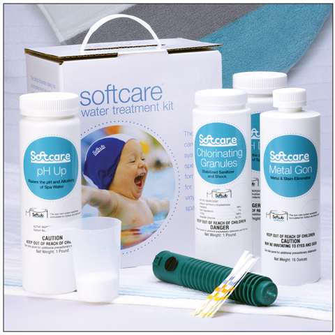 Softcare Chemical Kit #1