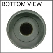 (5020) Filter for 6/09 Softub or newer - P/N 2003905 Bottom View