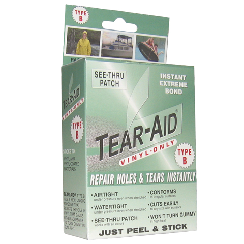 Tear Aid Vinyl Repair Kit Softubdirect Com