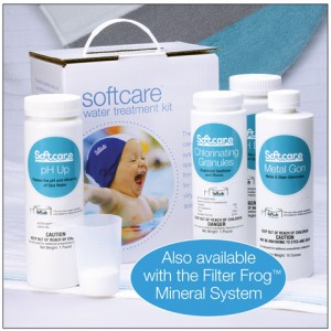 Softub Water Treatment Starter Kit (Without Spa Frog)