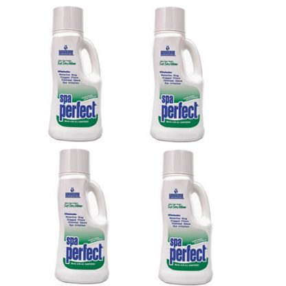 Spa Perfect 4-Pack