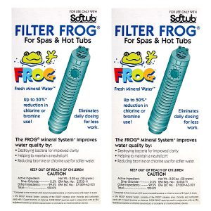 Spa Frog For Softub Twin Pack