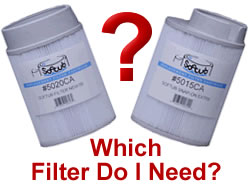 Which Softub Filter Should I Buy?