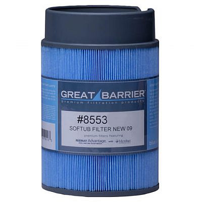 8553 Great Barrier Filter With Microban