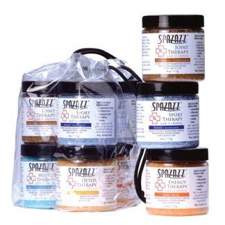 Spazazz 6 Pack