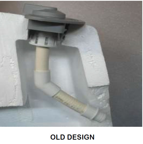 Old Softub Air Control Design