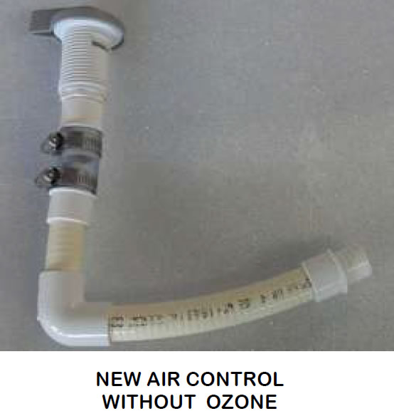 Old Softub Air Control With Ozone
